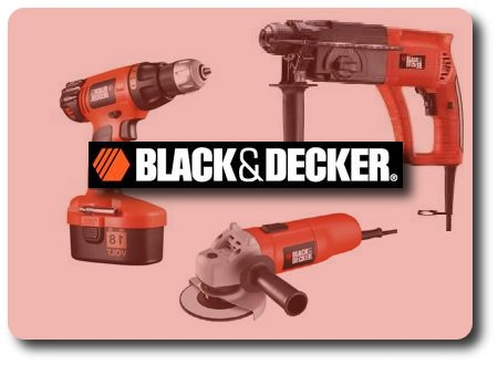 elektronarzędzia Black&Decker