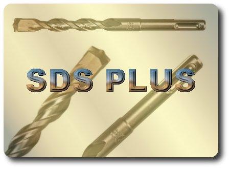 wiertła z uchwytem SDS+
